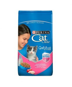 Cat Chow Concentrado para Gatitos