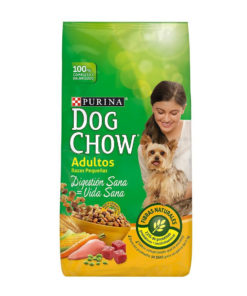 Dog Chow Perros Adultos Razas Pequeñas. Vida Sana. 2 Kg.