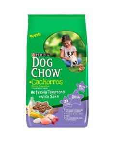 Dog Chow Perros Cachorros Razas Pequeñas. Vida Sana. 2 Kg.