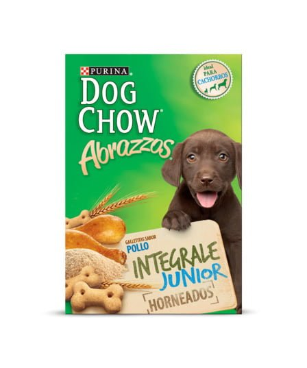 Dog Chow Abrazzos Junior 300 g