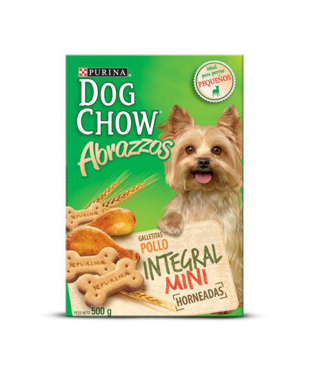 Dog Chow Abrazzos Mini 500 g
