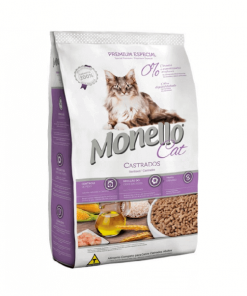 Monello Gatos Castrados